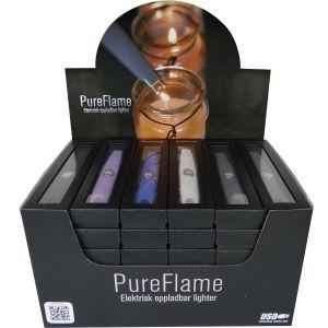 Pureflame Elektrisk Tändare USB 36st dis