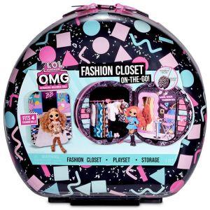 Surprise OMG Fashion Closet On The Go