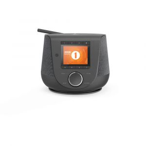 HAMA Radio DAB+ FM Internet DIR 3200S Bluetooth Svart