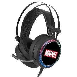 Marvel Gaming Headset USB 7.1-ljud Ma