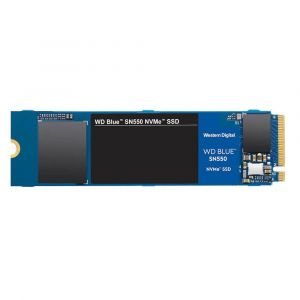 WD Blue SN550 NVMe 500GB SSD