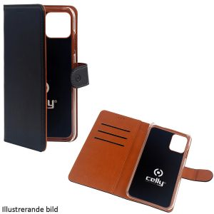"""Celly Wallet Case iPhone 12 6,7"""" Sva"""