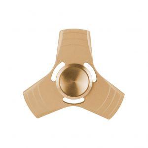 ICANDY Fidget Spinner Aluminium Guld