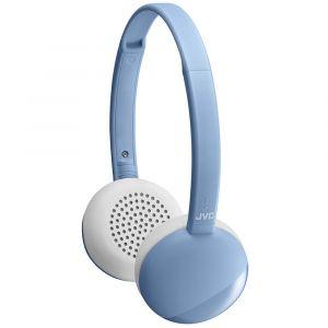 JVC Hörlur On-Ear S22 Trådlös Blå