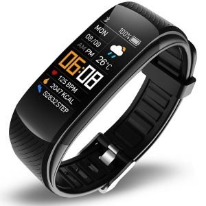 Denver Bluetooth fitnessband with HR