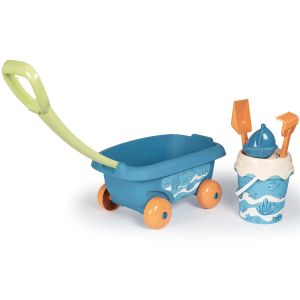 Smoby S-Green Garnished Beach Cart