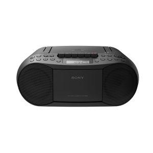 Sony Boombox CD/Kassett/Radio Svart