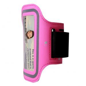 "GEAR Sportarmband Universal 4,7"" ex. iPhone 6/7/8/SE Rosa"