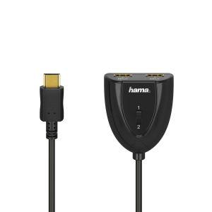 HAMA 2x1 HDMI Switcher
