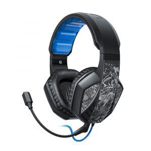 URAGE Headset Gaming SoundZ 310 Svart