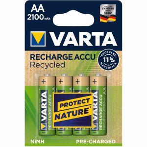 Varta Recycle Laddningsbart batteri