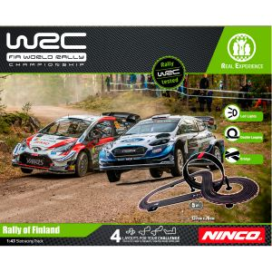 Ninco WRC Rally of Finland