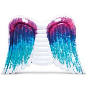 Intex Angel Wings Mat Real Printing