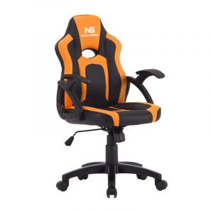 Nordic Gaming Little Warrior junior chair orange