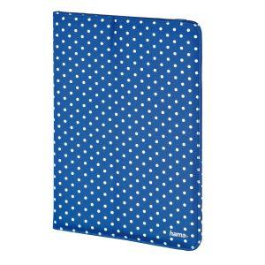 "HAMA Tabletfordral Polka Dots 8"" Blå Universal"