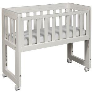 Troll Bedside Crib Oslo Vit