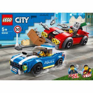 LEGO City Police - Motorvägsarreste