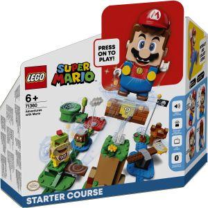 LEGO Super Mario - Äventyr med Mari