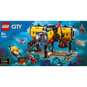 LEGO City Oceans - Forskningsbas
