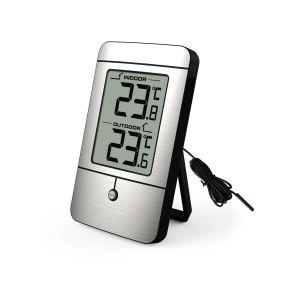 TERMOMETERFABRIKEN Termometer Inne och Ute Digital