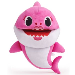 Baby shark Song Puppet Mommy