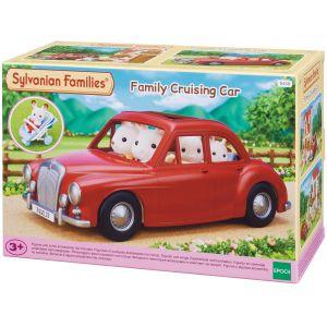 Families Family Cruising Car