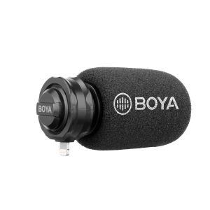BOYA Mikrofon Kondensator Digital BY-DM200 Stereo Lightning