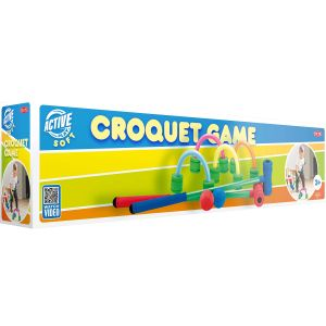 Tactic Soft Croquet Game