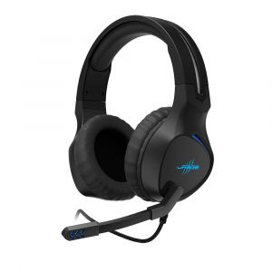 URAGE Headset Gaming SoundZ 400 Svart