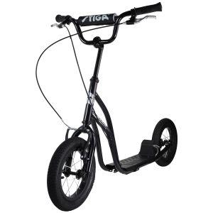 "Stiga STR Air Scooter 12"" Black"