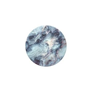POPSOCKETS Blue Marble Avtagbart Grip med Ställfunktion