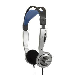 KOSS Hörlur KTX Pro1 On Ear Silver/Vit