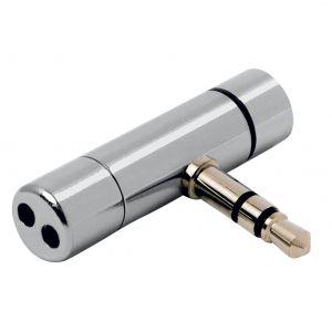 HAMA MiniMikrofon Notebook Silver