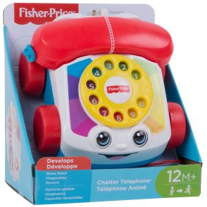 Fisher Price Fisher Price Chatter Telephone