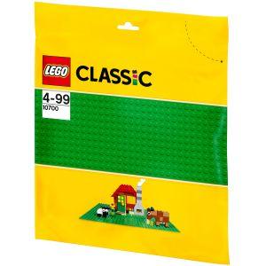 LEGO Classic - Grön basplatta
