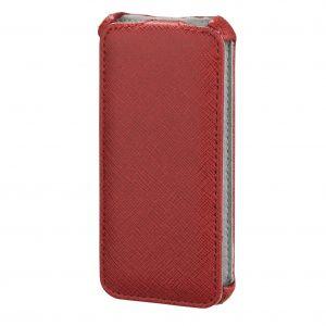 HAMA Mobilväska Flip-Front iPhone 5/5s/SE Röd