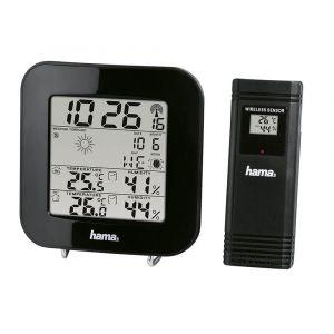 HAMA Väderstation EWS-200 Svart