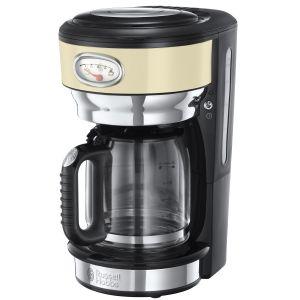 Kaffebryggare Retro Cream