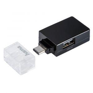 HAMA HUB Pocket USB-C 1:3