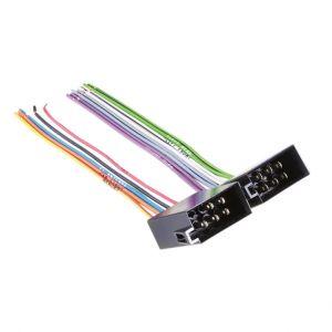 HAMA Adapter Universal ISO Hona Strömförsörjning och Högtalare