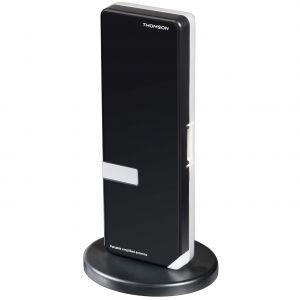 THOMSON Inomhusantenn 36dB Svart Pianolack, USB, DVB-T