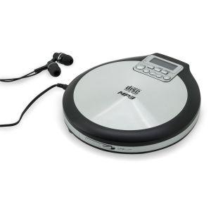 Soundmaster Bärbar CD Resume o AC-adapter