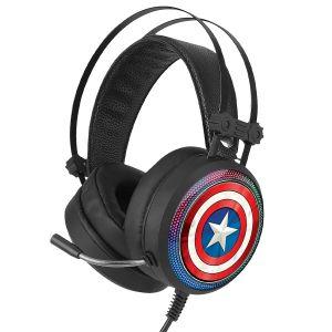 Marvel Gaming Headset USB 7.1-lj Capt