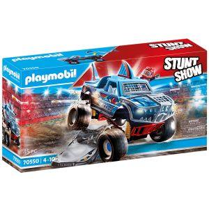 Playmobil Stuntshow monstertruck haj