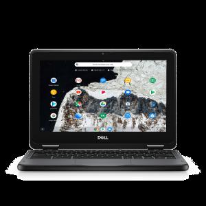 Dell EMC 3100 Celeron N4020 1.1GHZ 4GB 32GB 11.6IN HD Touch Chromebook