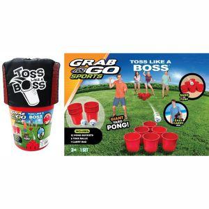 Toss Like A Boss game