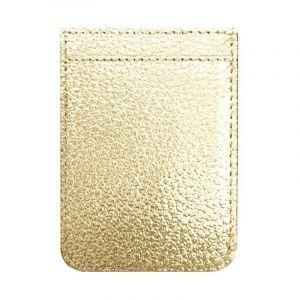 IDECOZ Kortficka för Mobiltelefon Gold