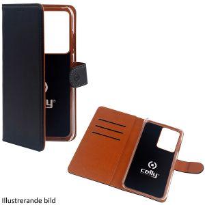 Wallet Case Galaxy S21 Ultra Svart