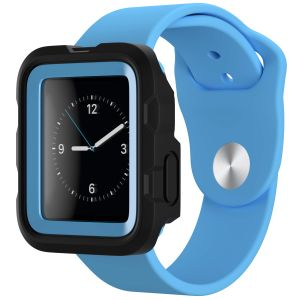 GRIFFIN Survivor Tactical Case Apple Watch 42 mm Blå