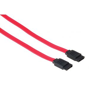 HAMA Kabel Intern SATA II Röd 0.6m